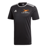 Just 4 Keepers Adidas Entrada 18 Black Junior Training Jersey