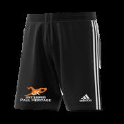 Just 4 Keepers Adidas Black Training Shorts
