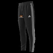 Just 4 Keepers Adidas Black Junior Training Pants