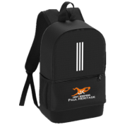 Just 4 Keepers Black Training Backpack