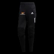 Just 4 Keepers Adidas Tierro Black Junior Goalkeeper Pants