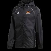 Just 4 Keepers Adidas Junior Black Rain Jacket
