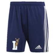 Reigate Priory CC SUPPORTERS Adidas Navy Junior Training Shorts