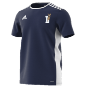 Reigate Priory CC SUPPORTERS Navy Junior Training Jersey