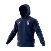 Reigate Priory CC SUPPORTERS Adidas Navy Fleece Hoody