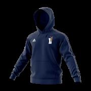 Reigate Priory CC SUPPORTERS Adidas Navy Junior Fleece Hoody