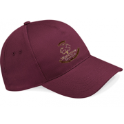 Wavertree CC Maroon Baseball Cap