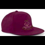 Wavertree CC Maroon Snapback Hat