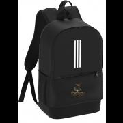 Wavertree CC Black Training Backpack