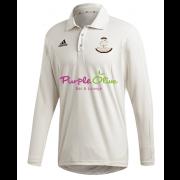 Wavertree CC Adidas Elite Long Sleeve Shirt