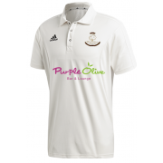Wavertree CC Adidas Elite Junior Short Sleeve Shirt
