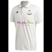 Wavertree CC Adidas Elite Short Sleeve Shirt