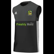 Scotton CC Adidas Black Training Vest