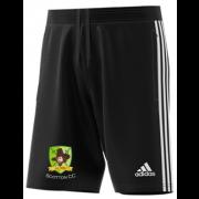 Scotton CC Adidas Black Junior Training Shorts