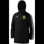 Scotton CC Black Adidas Stadium Jacket