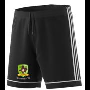 Scotton CC Adidas Black Training Shorts