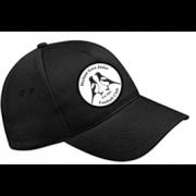 Hoyland Town Magpies Black Baseball Cap