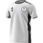 Hoyland Town Magpies White Training Jersey