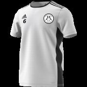 Hoyland Town Magpies White Junior Training Jersey