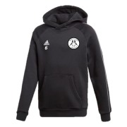 Hoyland Town Magpies Adidas Black Junior Fleece Hoody