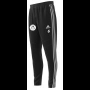 Hoyland Town Magpies Adidas Black Junior Training Pants