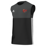 JML Cricket Adidas Black Training Vest