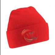 JML Cricket Red Beanie