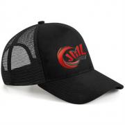 JML Cricket Black Trucker Hat