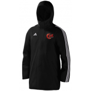 JML Cricket Black Adidas Stadium Jacket