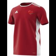 JML Cricket Red Training Jersey