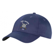 Long Marston CC Navy Baseball Cap