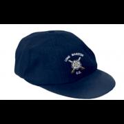 Long Marston CC Navy Baggy Cap