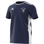 Long Marston CC Navy Junior Training Jersey