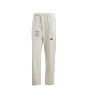Long Marston CC Adidas Elite Junior Playing Trousers