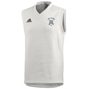 Long Marston CC Adidas Elite Junior Sleeveless Sweater