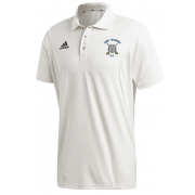 Long Marston CC Adidas Elite Junior Short Sleeve Shirt