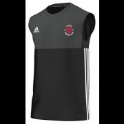 Chard CC Adidas Black Training Vest