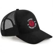 Chard CC Black Trucker Hat