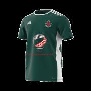Chard CC Green Junior Training Jersey