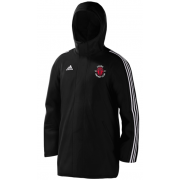Chard CC Black Adidas Stadium Jacket