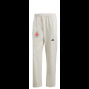 Chard CC Adidas Elite Junior Playing Trousers