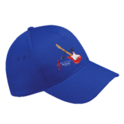 Sultans of Swing Royal Blue Baseball Cap