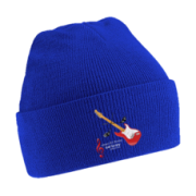 Sultans of Swing Blue Beanie