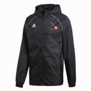 Sultans of Swing Adidas Black Rain Jacket