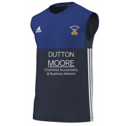 Brandesburton CC Adidas Navy Training Vest