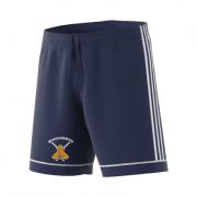 Brandesburton CC Adidas Navy Junior Training Shorts