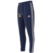 Brandesburton CC Adidas Navy Training Pants