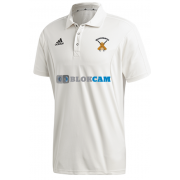 Brandesburton CC Adidas Elite Junior Short Sleeve Shirt