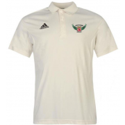 Letchmore CC Adidas Pro Junior Short Sleeve Polo