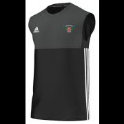 Letchmore CC Adidas Black Training Vest